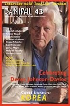 Celebrating Denys Johnson-Davies. Banipal 43